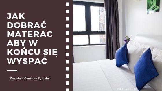 Blog Centrum Sypialni Materace I łóżka